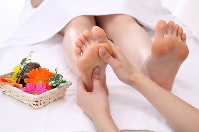 足裏は体の地図